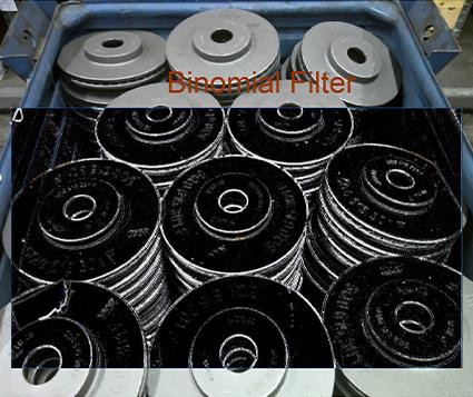 Bionmial Filter an
